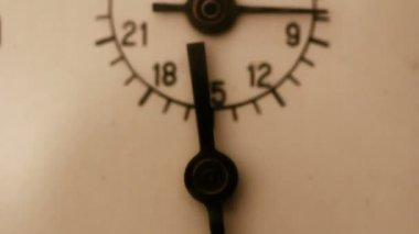 Vecchio cronometro — Video Stock