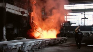 Metallurgy — Stock Video