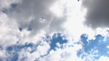 Clouds Timelapse — Stock Video