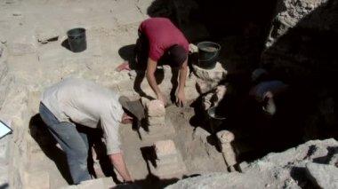 Noviodunum archaeological project — Vídeo stock