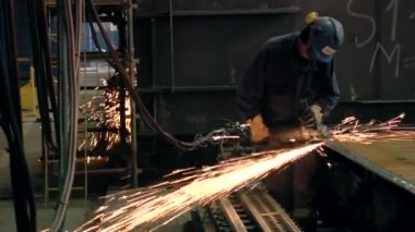 Shipyard — Stock Video