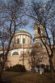 Basilica in Esztergom. Hungary — Foto de Stock