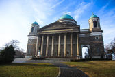 Basilica in Esztergom. Hungary — Stock Photo