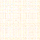 Ingeneering millimeter grid background — Stock Photo