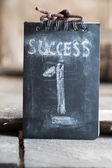 Success, first, win concept — Stock Photo