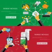 Vector online shopping concept — Stock Vector