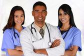 医師や看護師 — ストック写真
