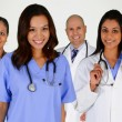 Doctors and Nurse — Stock Photo #57548901