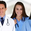 Doctors and Nurses — Stock Photo #59342553