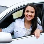 Driving Car — Stock Photo #65838623