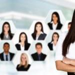 Businesswoman — Stock Photo #77493340