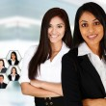 Businesswoman — Stock Photo #77493342