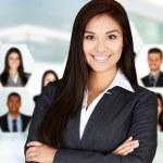 Businesswoman — Stock Photo #77493354