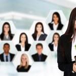Businesswoman — Stock Photo #77493388
