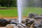San Kamphaeng Kaplıcalar içinde Chiangmai — Stok fotoğraf