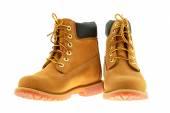 Timberland 6-Inch premium waterproof boots — Stock Photo