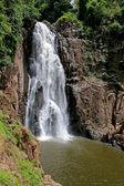 Hew Narok Waterfall at Khao Yai National Park — Stockfoto
