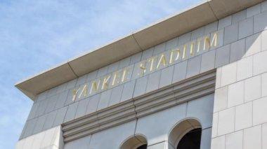 Yankee Stadium — Stockvideo