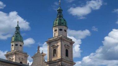ザルツブルク大聖堂 — ストックビデオ