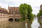 Nuremberg Germany — Stock Photo
