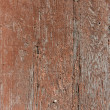 Old wooden planks with cracked paint reddish — Stock Photo #61484705