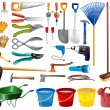 Set of tools — Stock Vector #51971521
