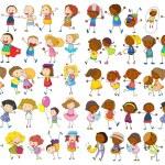 Children cultural — Stock Vector #51971663