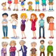 Family set — Stock Vector #51971667