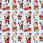 Christmas wrapping — Stock Vector