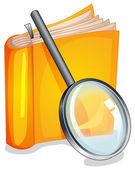 Textbook — Stock Vector