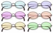 Eyeglasses — Stock Vector