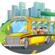 School bus — Stock Vector #53282977