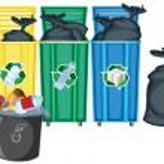 Rubbish bins — Stock Vector #54091969