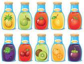 Juice — Stock Vector