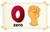 Zero — Vetorial Stock