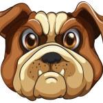Bulldog — Stock Vector #56451041