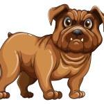 Bulldog — Stock Vector #56451243