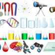Science set — Stock Vector #56876319