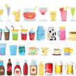 Drinks — Stock Vector #56876411