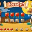 Cowboy game — Stockvektor  #58547465