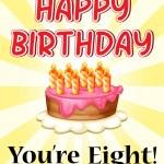 Birthday — Stock Vector #62258917