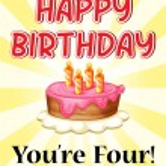 Birthday card — Stock Vector #62312243