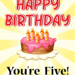 Birthday card — Stock Vector #62314001