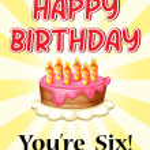 Birthday card — Stock Vector #62314073