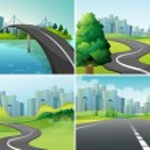 Roads — Stock Vector #67130569