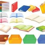 Books — Stock Vector #67586691