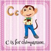Alphabet C — Vecteur
