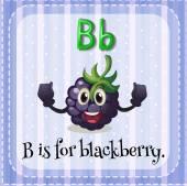Blackberry — Stockvector
