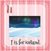 Island — Stock vektor