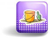 Bucket — Stock Vector